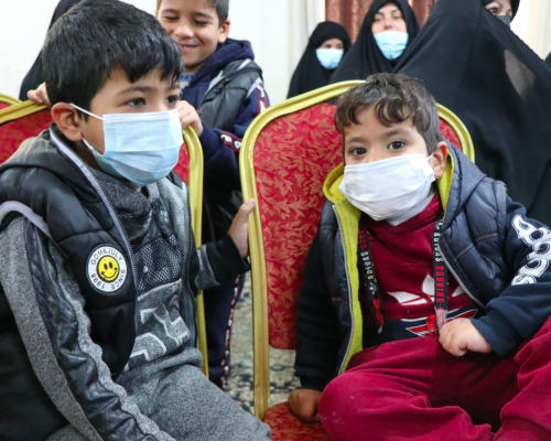 Orphans and Widows Update From Najaf