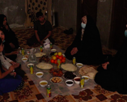 Ramadhan Visits to Families